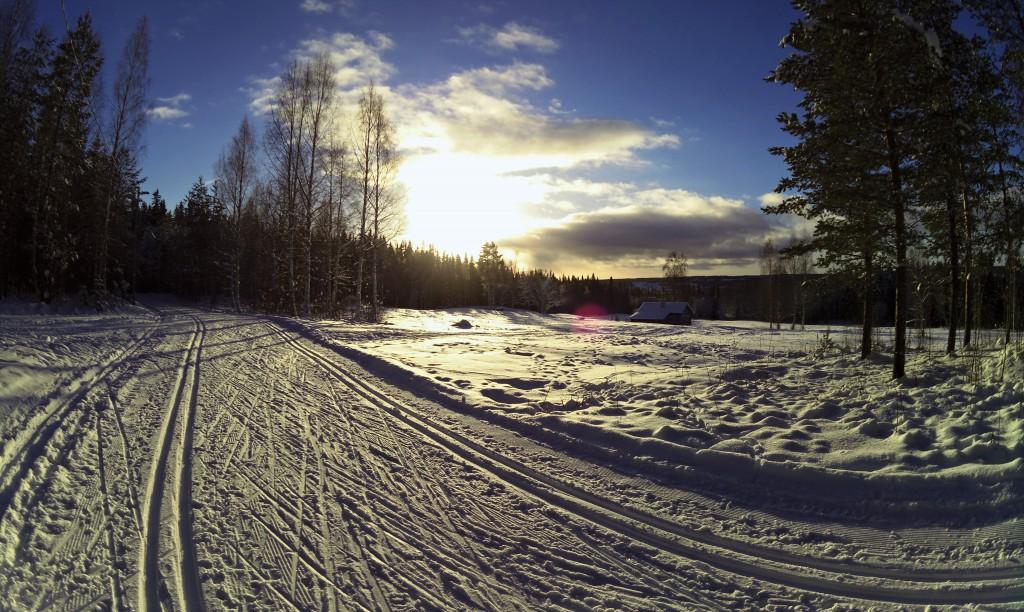 Östersund idag.